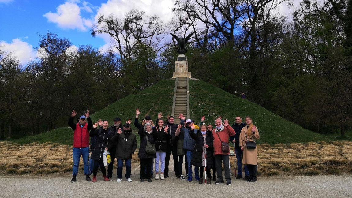 Gluhoslijepe osobe iz Zagreba na inkluzivno – edukativnoj turi u Maksimiru